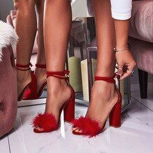 high heels – High Heels Daily Heels, stilettos and women's Shoes Red High Heels, Lace Up Heels, Heels For Black Dress, Womens Shoes Wedges, Womens High Heels, Heels Outfits, Flats Outfit, Red Heels Outfit, Block Heels Outfit