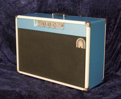 TRILLIUM Nace M1-7 Custom Series 2X12 Combo Sky Blue