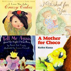 """Books for when """"where did I come from?"""" means more than a birds & bees talk!"""