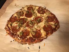 Low Carb Pork Rind Pizza Crust Recipe - Genius Kitchen