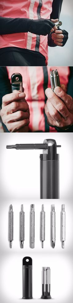 Fabric Chamber Fixed EDC Multi Purpose Tool by Fabric & Fabric - Everyday Carry Gear