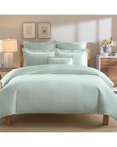 Real Simple Real Simple® Linear Full/Queen Duvet Cover from Bed Bath & Beyond | BHG.com Shop