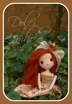 Gotic Doll - porcelana fria
