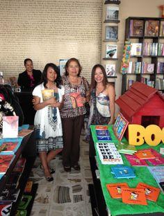 Dido para Eneas: En Librería Confabulario: un diálogo con alfombra roja