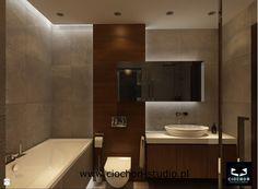 Łazienka styl Nowoczesny - zdjęcie od Ciochoń - Oświetlenie