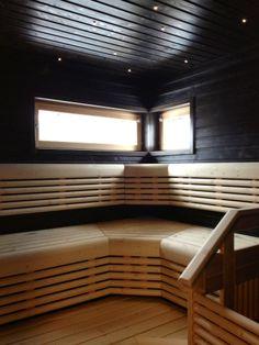 Upea sauna Hailuoto 153, Lohja