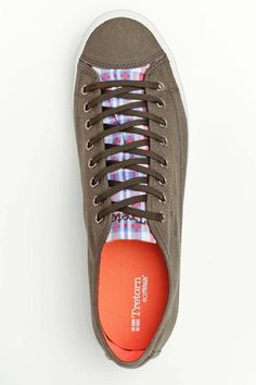 Tretorn Skymra SL Plaid - LOVE these. Bummer that I can NOT find them ANYWHERE in my size.