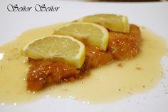 #comparte #ideas #Navidad - ¿Te gusta el pollo al limón de los restaurantes chinos? Hazlo en casa de manera sencilla