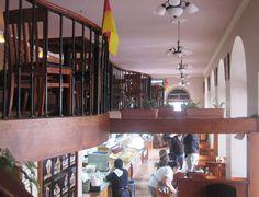 Tutto Freddos in Cuenca, Ecuador. Yummy pizza and ice cream! #ecuador #cuenca #travel