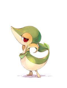 Fan Art of Snivy for fans of Pokémon 20318687 Pokemon Fan Art, Pokemon Fire Red, Grass Type Pokemon, Green Pokemon, Pokemon Pins, Pikachu, Pokemon Starters, Spyro The Dragon, Furry Art