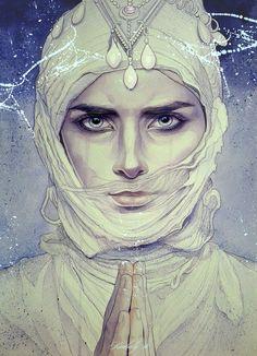 """Namo"" by kimberly80 on DeviantArt.  Владыка мертвых в легендариуме Толкиена"