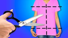 25 COOL T-SHIRT HACKS YOU CAN DIY IN 5 MINUTES