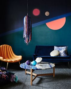 4 color trends by Dulux-Infinite World-Eclectic Trends