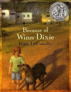 Because of Winn Dixie: Talk about imagery!