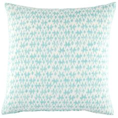 John Robshaw Textiles - Surin Seaglass Decorative Pillow - Lamai - PILLOWS