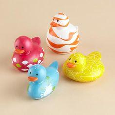 deco duckies