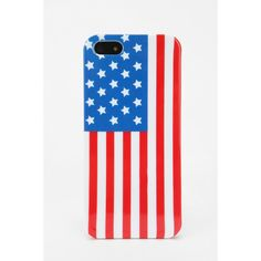 UO Flag iPhone 5/5s Case ($16) ❤ liked on Polyvore featuring accessories, tech accessories, phone cases, cases, iphone, iphone cases, flag, iphone cover case, iphone hard case and slim iphone case