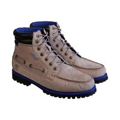 73d4bd0a758  Timberland Oakwell 7-eye Moc Toe Grey Nubuck  boots  timberland   mensfashion  ruzeshoes  unique