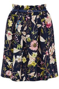V and A Swanfield Skirt (Oasis)