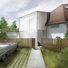 #villa #reconstruction and #extension