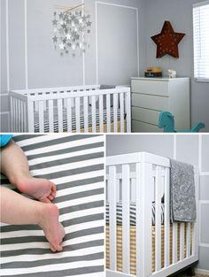 Adorable Land of Nod Baby Boy Nursery