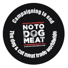 #notodogmeat #notoca
