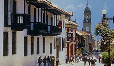 Camerín del Carmen, Bogotá en dibujos - Búsqueda de Google Multi Story Building, Street View, Google, Street, Tourism, Cities, Architecture, Pictures