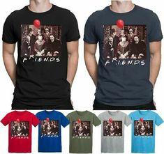 Scream Movie T-shirt XS-5XL Unisexe LIVRAISON GRATUITE horreur culte rétro