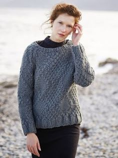 Barista pullover, Rowan