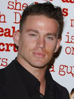 I stumbled across Channing Tatum five years ago while looking for yummy photos for my (then) monthly hunk post . First Ladies, Dear John, Celebs, Celebrities, Male Face, Good Looking Men, Me As A Girlfriend, Pretty Boys, Beautiful Men