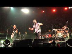 "▶ Pearl Jam ""All Night"" Viejas Arena, San Diego, 11.21.13 - YouTube"