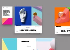 Adherente Festival on Behance