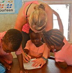 Humanity. Share it. #VolunteerInGhana