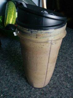 My New Favorite Smoothie Recipe - 1 cup Rader Farms Fresh Start Morning Vitality Fusion, 1 cup Almond Milk, & 1/2 cup Blueberries Mix in Blender & Enjoy! @RaderFarms @Influenster  #FreshStartForSummer #Contest