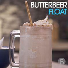 Butterbeer Float