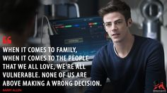 Discover and share the most famous quotes from the TV show The Flash. Most Famous Quotes, Best Quotes, Tv Show Quotes, Movie Quotes, The Flash Quotes, Words Quotes, Life Quotes, Chance Quotes, The Flash Grant Gustin