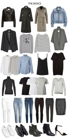 Capsule wardrobe: what, why and how capsule wardrobe kapsül gardırop, moda, Minimal Wardrobe, Wardrobe Basics, Wardrobe Capsule, Professional Wardrobe, Work Wardrobe, Staple Wardrobe Pieces, Capsule Wardrobe How To Build A, Closet Basics, Wardrobe Ideas