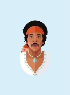 thecoolclub.co Jimi Hendrix