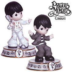Precious Moments™ Elvis® Figures!