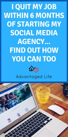 I started a social media agency as a side hustle and 6 months later I was making enough money to leave my job. Read my story and learn how to start your own social media agency or become a full time social media manager. Social Media Automation, Social Media Analytics, Social Media Marketing Agency, Social Media Influencer, Marketing Automation, Facebook Marketing, Apps, Pinterest Marketing, Blog