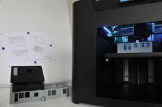 3DKreator Motion, 3d printer
