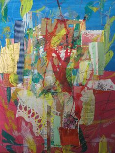 abstract collage #5
