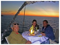 Key West dinner cruise   Islescapes (305) 923-3319