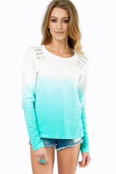Did I Studder Sweater $33 at www.tobi.com