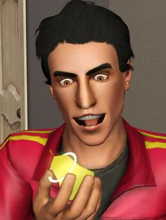 """You know pears are really Life Fruit. 