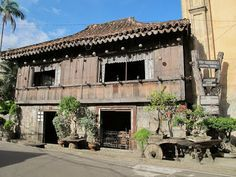 philippines old houses -