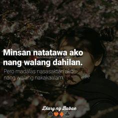 Nasasaktan ako dahil sayo MANHID KA!! Tagalog Quotes Patama, Bisaya Quotes, Tagalog Quotes Hugot Funny, Hurt Quotes, Life Quotes, Filipino Quotes, Pinoy Quotes, Tagalog Love Quotes, Funny Hugot