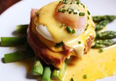 Healthy Hollandaise - you'll never know the difference! Gluten free, dairy free & paleo.