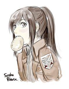 Pues...Sasha, comparte esa papa