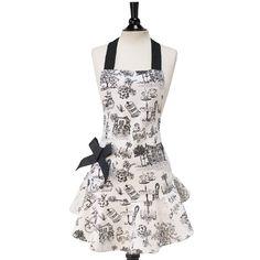avental modelo vestido - Pesquisa Google